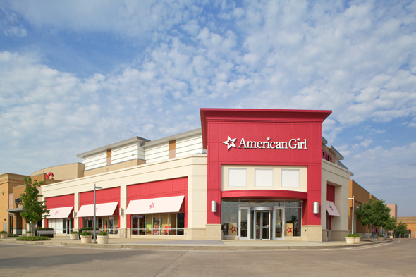 American Girl Store locator American Girl store locator displays list of stores in neighborhood, cities, states and countries. Database of American Girl stores, factory stores and the easiest way to find American Girl store locations, map, shopping hours and information about brand.